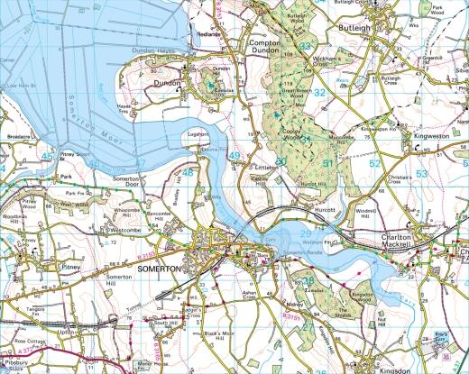 Somerton flood map 96dpi